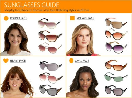 8c4d75dd3e0 Sunglasses for Face Shape  Find Glasses to Fit Your Shape