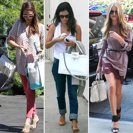 Fall/Winter Trend: The White Handbag