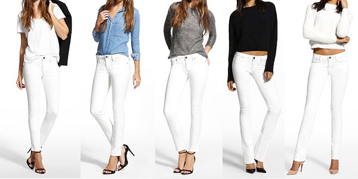 d1d2c5248a How to Rock Your White Jeans This Fall