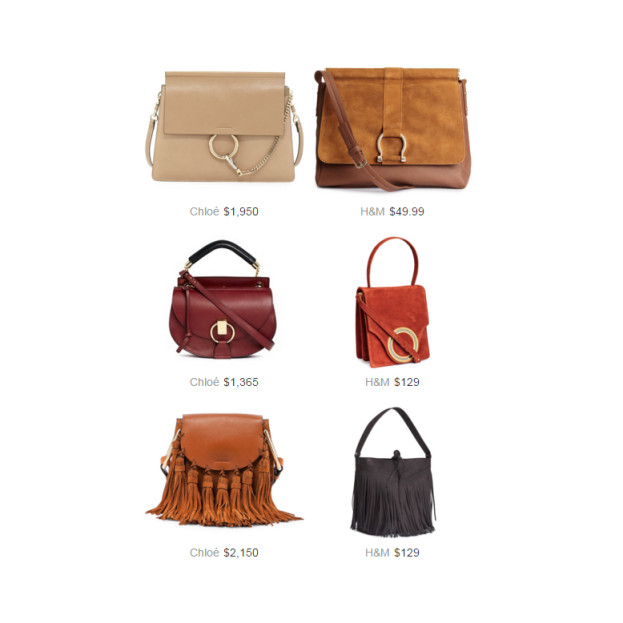 Fall 2015 Handbag Edition Splurge vs. Steal