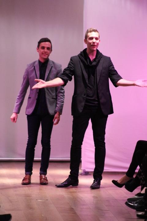 LA Fashion Week William Bradley SS15 Collection
