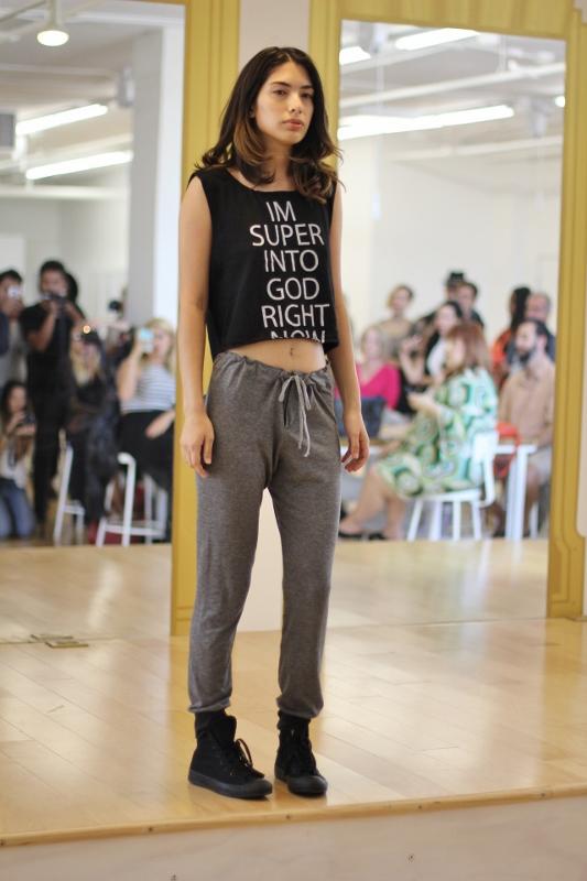 Los Angeles Fashion Week – Sauri