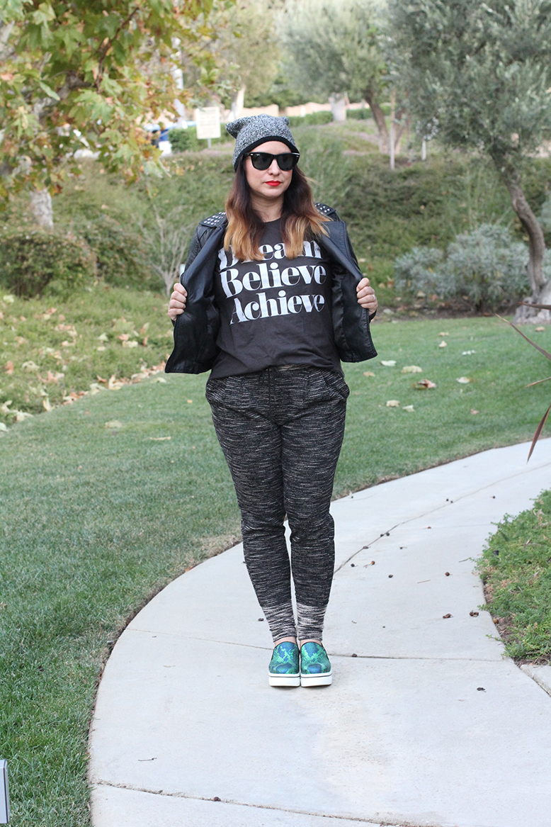 Rossana Vanoni Fall outfit SincerelyJules Tee