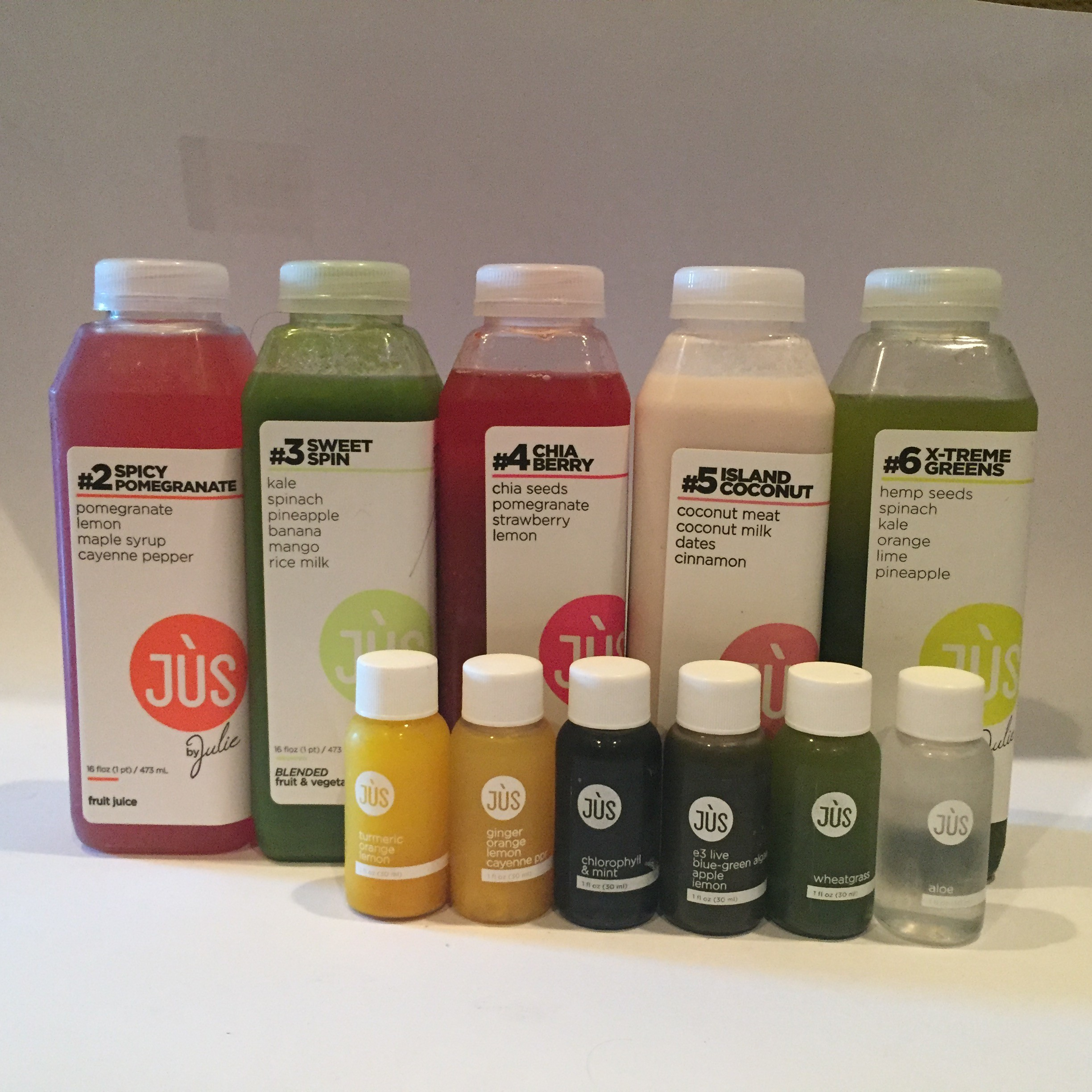 Juicing the right way with JUS by Julie