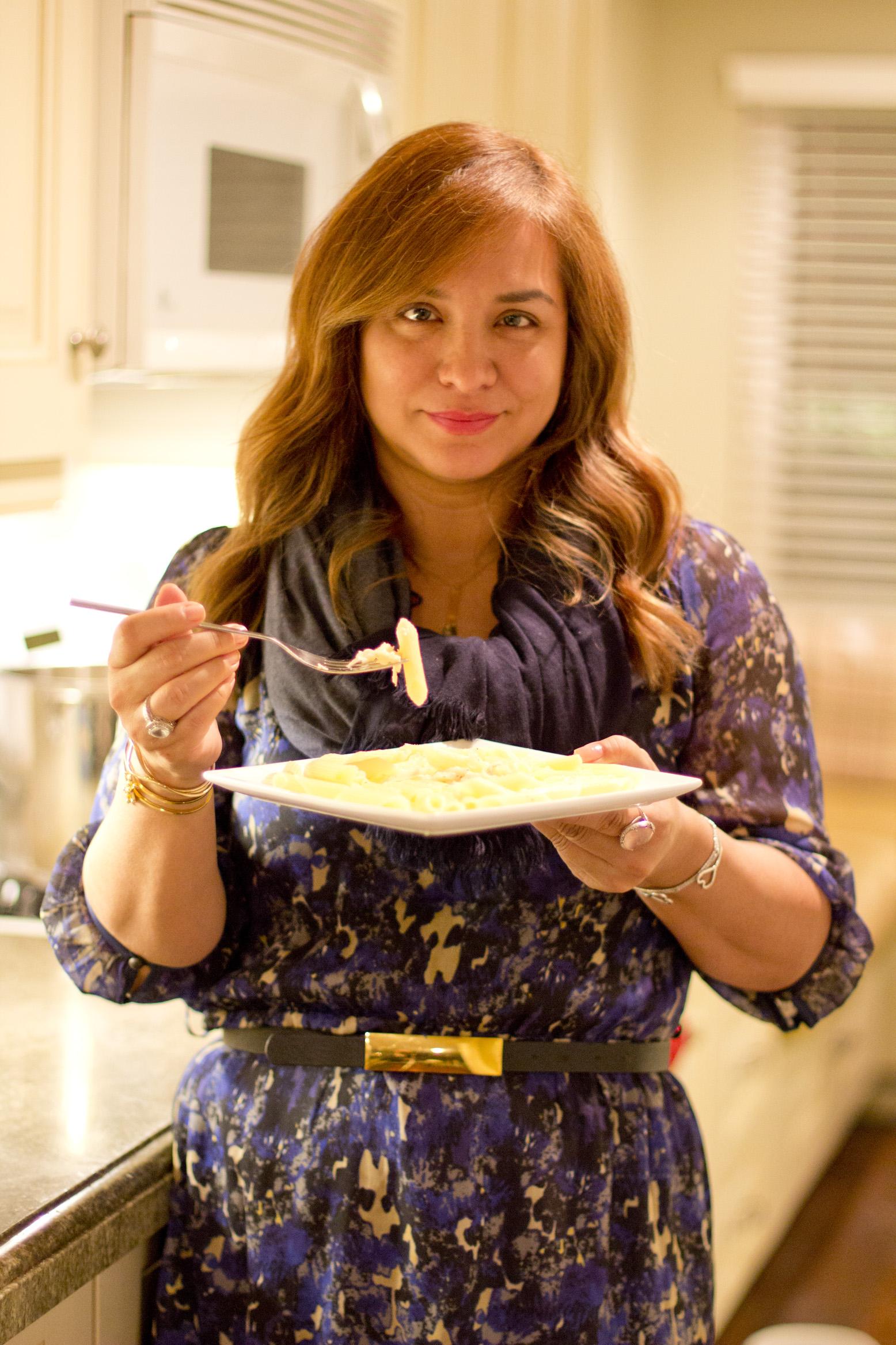 3 Ingredients Gluten Free Penne Pasta – Barilla