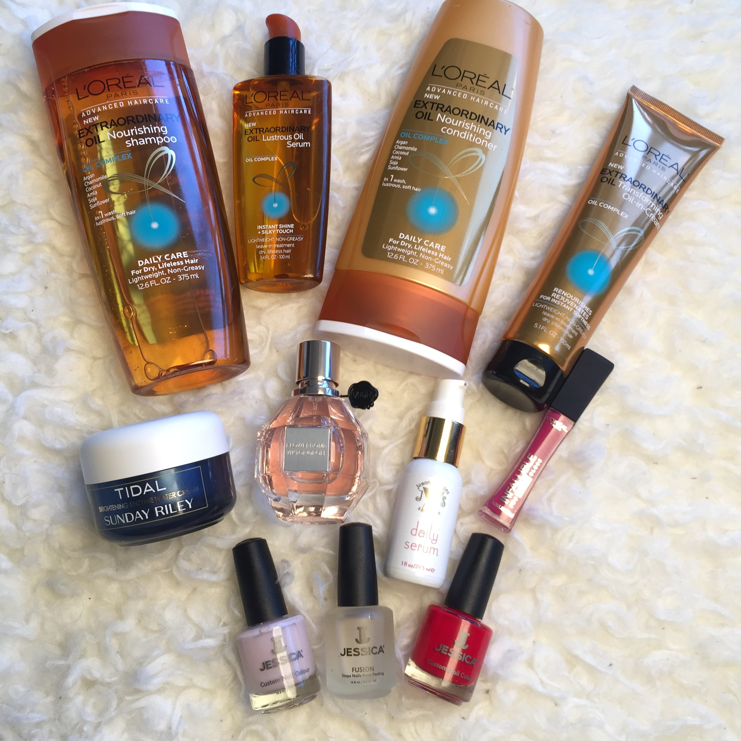 Winter Beauty Review February Edition
