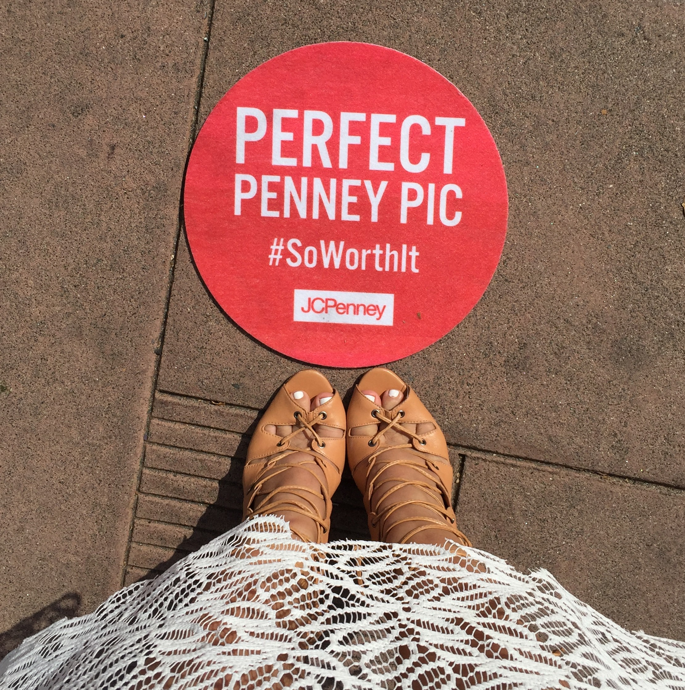 The Power of a Penny with JCPenney
