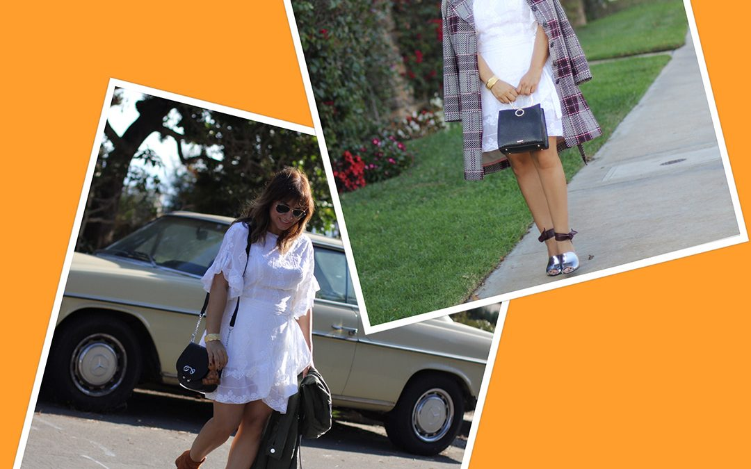 How to Style a Dress from Day to Night