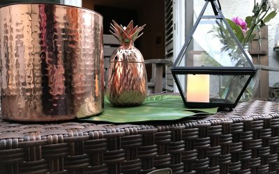 Outdoor Simple Refresh with Pier 1