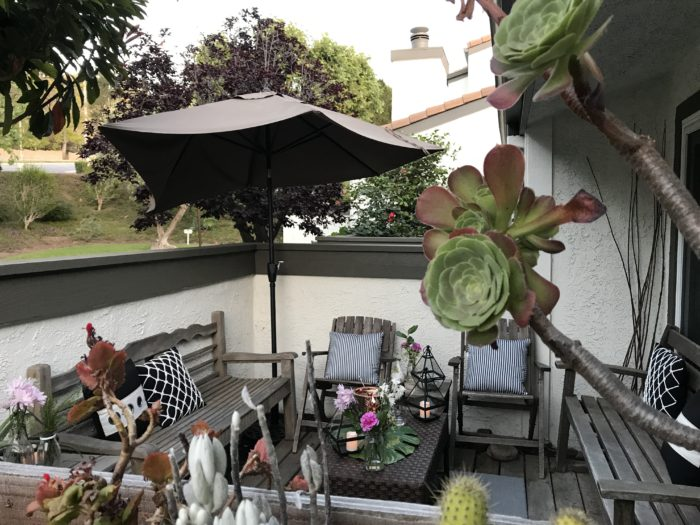 Outdoor Simple Refresh with Pier 1-7