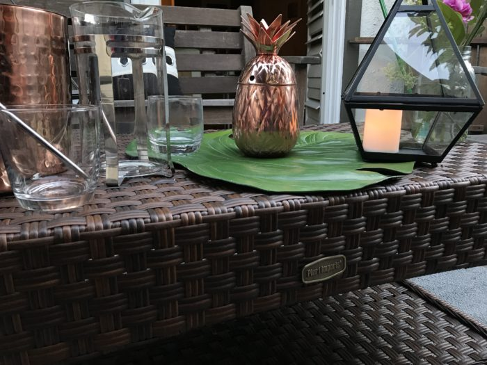 Outdoor Simple Refresh with Pier 1-9
